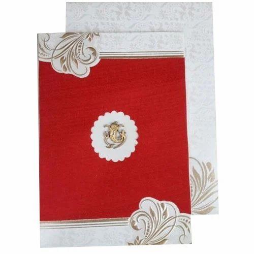 Wedding card at rs 36 piece chawri bazar new delhi id wedding card stopboris Choice Image