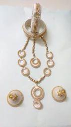 Silk Threaded Jewelry