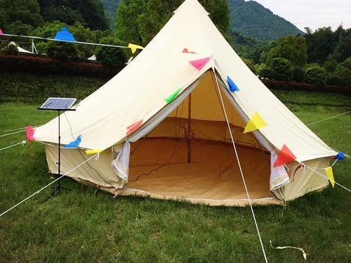 Bell Tent House & Bell Tent House Bell Tent House | Jhalamand Jodhpur | Village ...