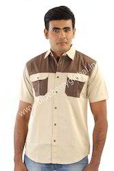 Mens Half Sleeve Shirts
