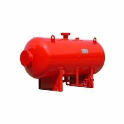 MS Foam Storage Tank