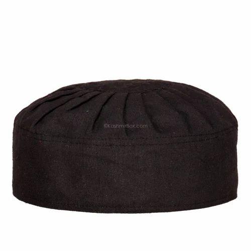 b19d1d80dfc Caps - Silver Gray Cossack Fur Cap Wholesaler from Srinagar