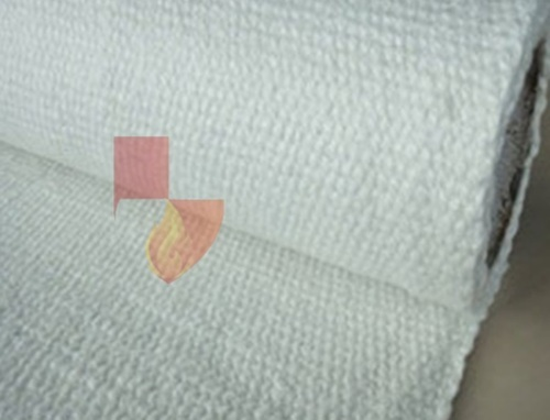 SS Wire Insert Ceramic Cloth, Use: High Temperature Thermal ...