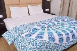 Indian Mandala Duvet Cover Blanket Quilt