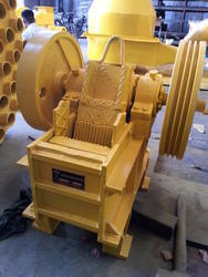 3 HP Single Toggle Jaw Crusher