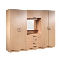 Wooden Wardrobe At Rs 1050 Square Feet Sector 10 Faridabad Id