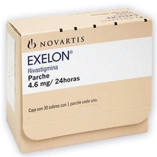 Exelon patch bulas