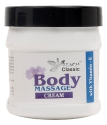 Herbal Body Massage Cream