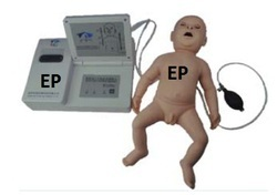 Advanced Infant CPR Training Manikin ZX-CPR 1600