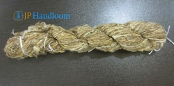 Thick Natural Tussah Silk Yarn  No-104