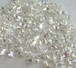 Marquise/ Pear Cut Real Natural White Loose Diamond Lot