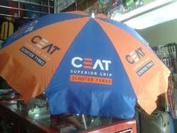 Colored Promotional Umbrella