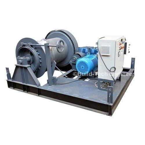 5 Ton Electric Winch Machine At Rs 200000 Piece S