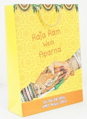 Marriage Return Gift Bags At Rs 25 Piece Hyderabad Id 13695726930