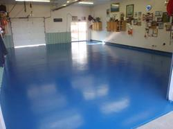 Epoxy Flooring, For Industrial, Thickness: 0.25-5 mm