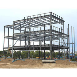 Structural Steel Work Fabrication Services