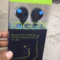 Joggers Bluetooth Headphone