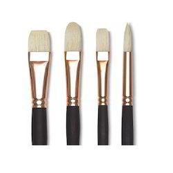 Interlocked Bristle Artist Brush