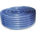 Blue Braided Hose Pipe