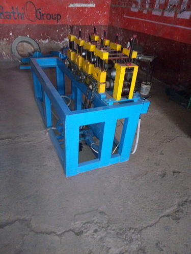 Pop Angle Channel Roll Forming Machine