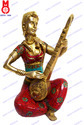 Musical Lady Set Statues