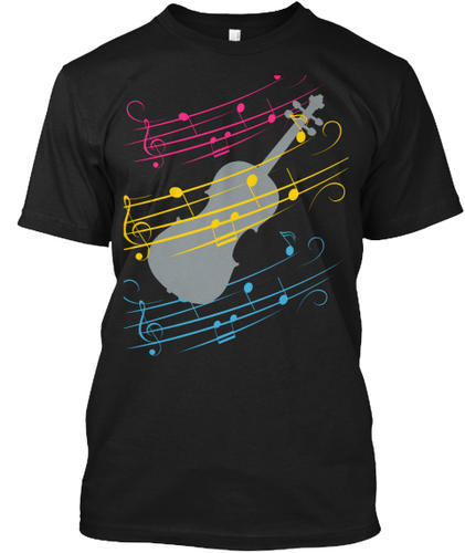 26e9d5edfa7 Music T- Shirt