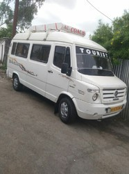 Rental 14 Seater Tempo Traveler in Bhopal
