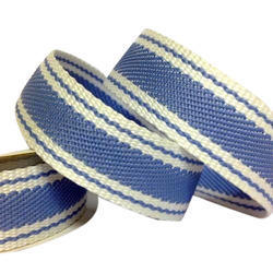 Striped Twill Tape