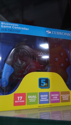 Zebronics Bluetooth Game Controller