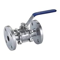 Standard Steel Ball Valve Flange Ended