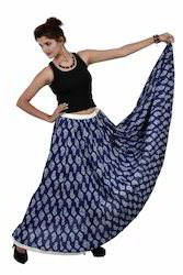 Indian Womens Skirt