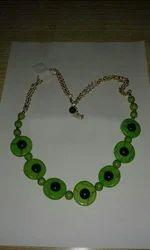 Antique Artificial Necklace