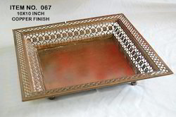 Serving Tray & Platter - Metal
