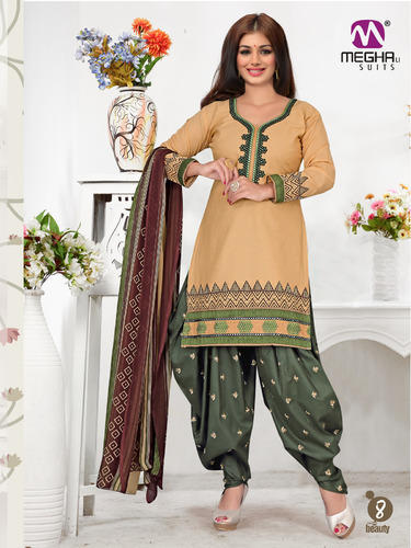 508799c133 New Style Fashion Patiyala Suits at Rs 545 /pcs | New Textile Market ...