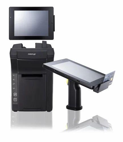 Black Posiflex MT-4310W Mobile POS, Screen Size: 8 Inch