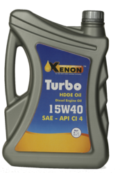 15W40 Turbo Oil