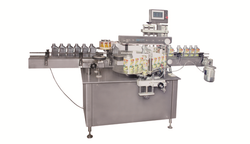 Double Side Sticker Labelling Machine