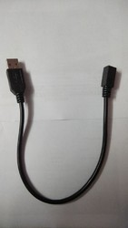 USB to Micro USB Female Morpho Cable