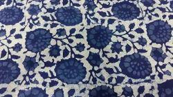 女Bagru哈斯卡拉打印机达布印花服装材料,Gsm: 200-250