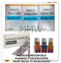 Ledipasvir Sofosbuvir Tablets
