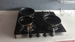 4 Burner Cook Top