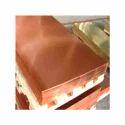 ETP Grade Copper Plate