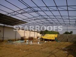 Industrial Roofing Fabrication
