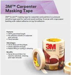 3M Carpenter Masking Tape