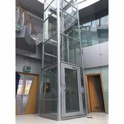 Hydraulic SS Elevator