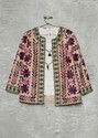 Women Embroidery Hand Made Jackets, Size: Medium And Large