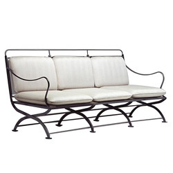 Outstanding Wrought Iron Sofa Set The Foto Sofa Best In 2018 Pdpeps Interior Chair Design Pdpepsorg