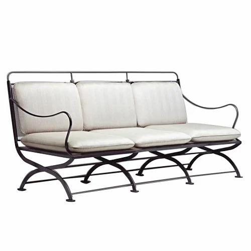 Iron Sofa Set At Rs 7000 Piece, Iron Sofa Set Designs