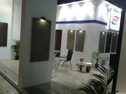 Customized Wooden Exhibition Stall Setup Services