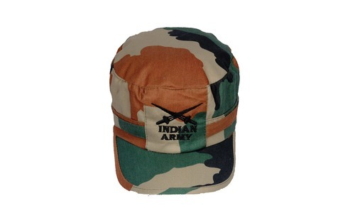 62196eca30b Army Caps And Hats - Army Cap Manufacturer from Delhi